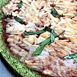 Broccoli and Kale Crust Pizza