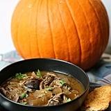 Keto: Slow-Cooker French Onion Pot Pie Soup