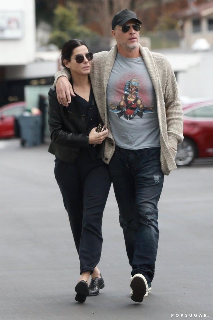 Who is Sandra Bullock Married to Sandra Bullock Husband Boyfriend