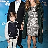 Sarah Jessica Parker and Matthew Broderick Family Pictures