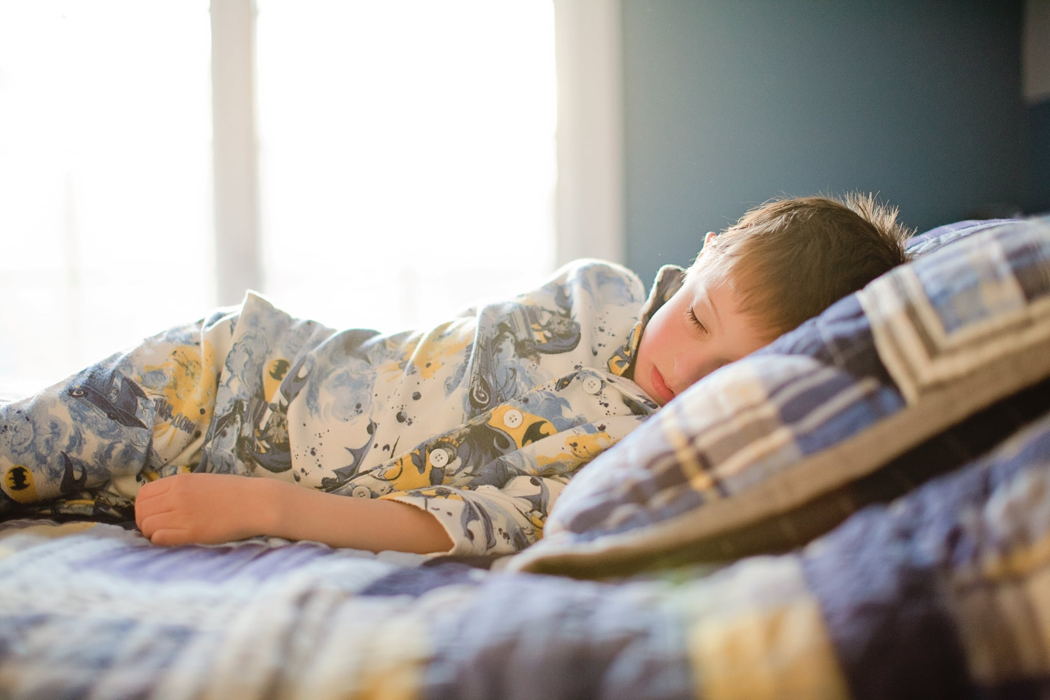 Bedtime With My Kids Is Less of a Battle When I Use This 1 Simple Go-To Sleep Hack