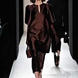2013 Autumn Winter London Fashion Week: Mulberry