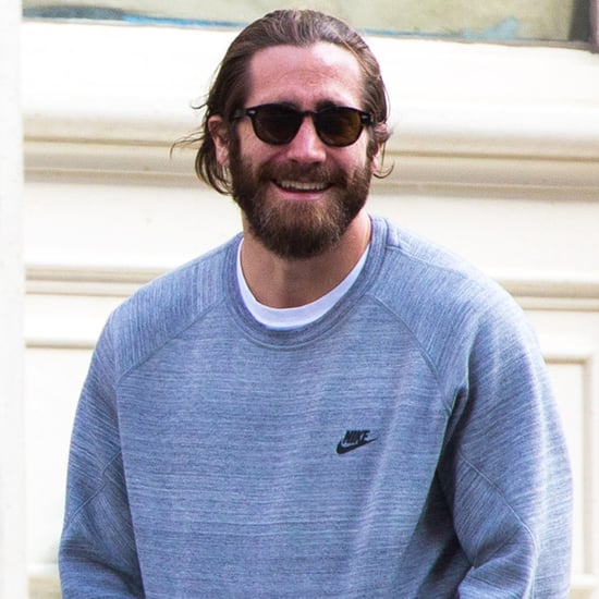 Jake Gyllenhaal and Alyssa Miller in NYC | Pictures
