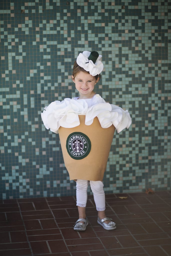 Vanilla Bean Creme Frappuccino Starbucks Halloween