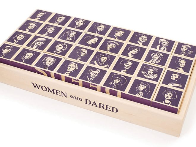 Women Who Dared Blocks