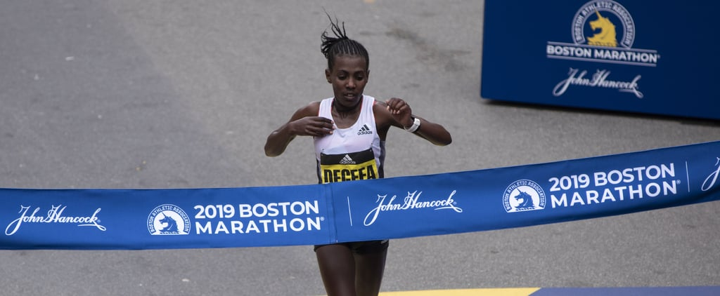 Boston Marathon 2019 Women's Winner