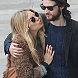 Sienna Dates Tom Sturridge