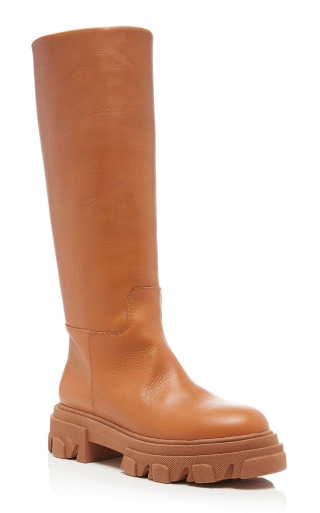 Gia x Pernille Teisbaek Tubular Combat Boots