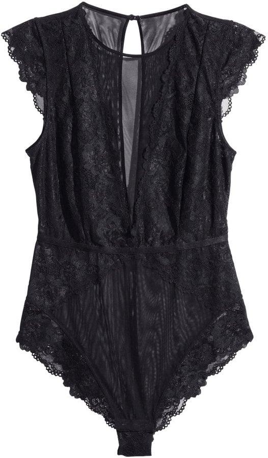18b2daf8969a H M Lace Bodysuit ( 30)