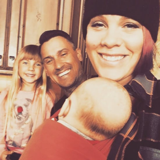 Pink's Family Instagram Photo March 2017