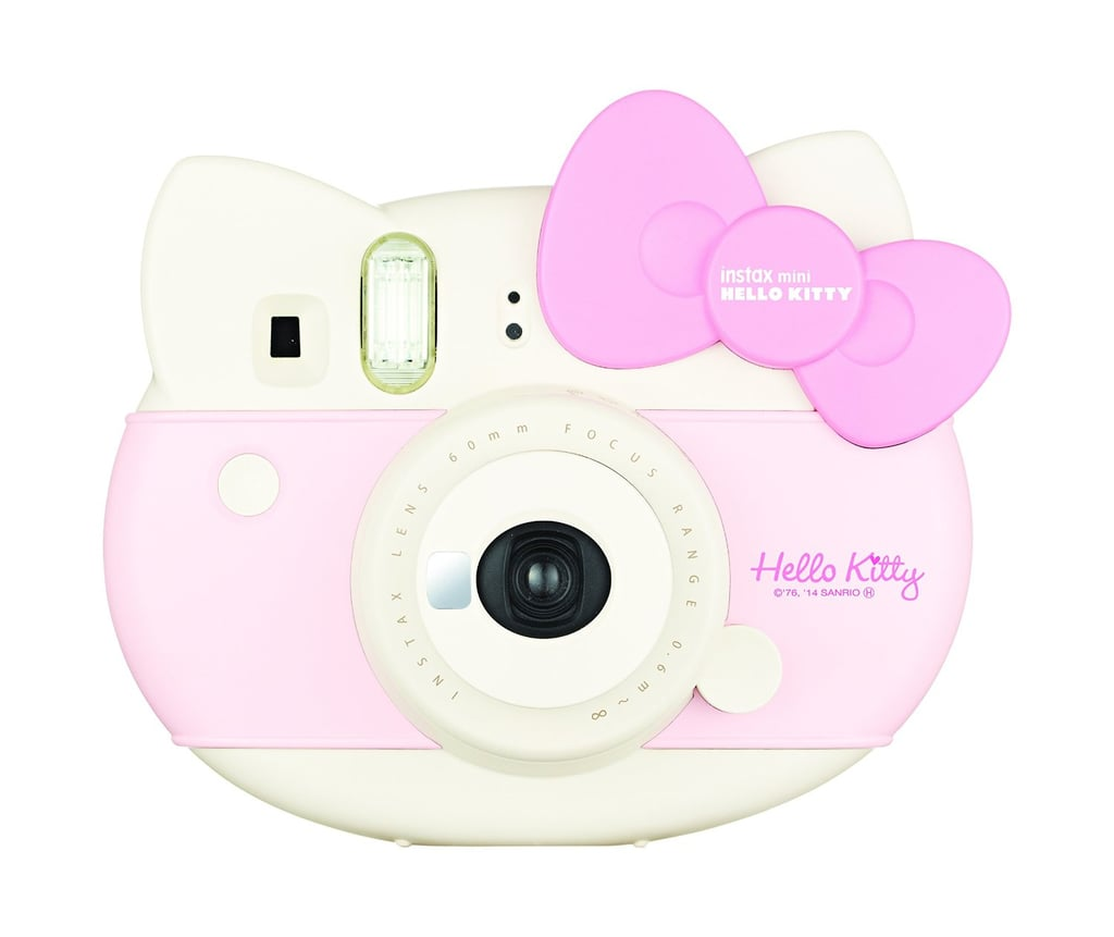 Hello Kitty Instant Film Camera