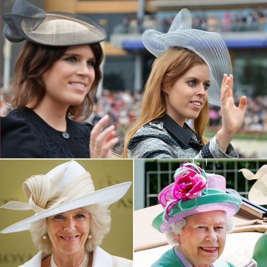 The Best Hats from Ascot 2013