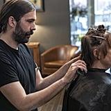 Step Mullet Hair Trend