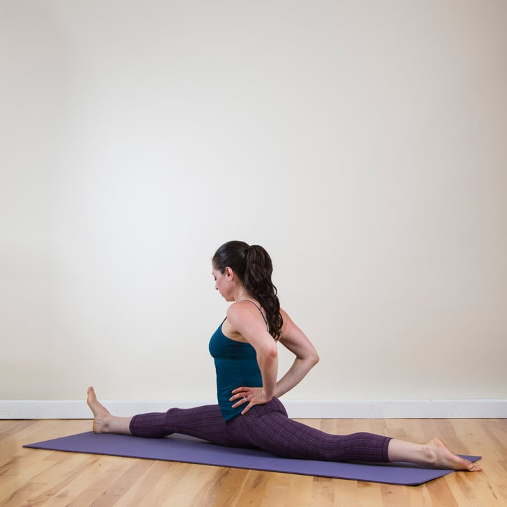 Wanna Do the Splits? 9 Poses to Make It Happen