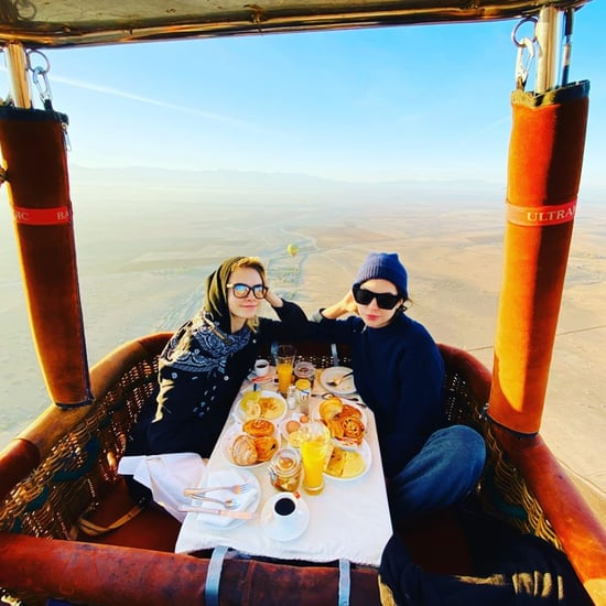 Cara Delevingne and Ashley Benson in Morocco | Pictures