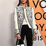 Alicia Vikander at Louis Vuitton Exhibition in NYC 2017