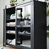 Sällskap Glass-Door Cabinet ($299)