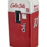 Vintage Cola Machine Coin Bank
