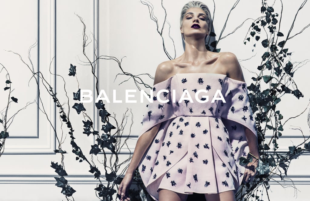 Balenciaga Spring 2014