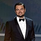 Leonardo DiCaprio at the 2020 SAG Awards