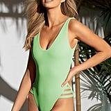 Becca Fine Line One-Piece Swimsuit