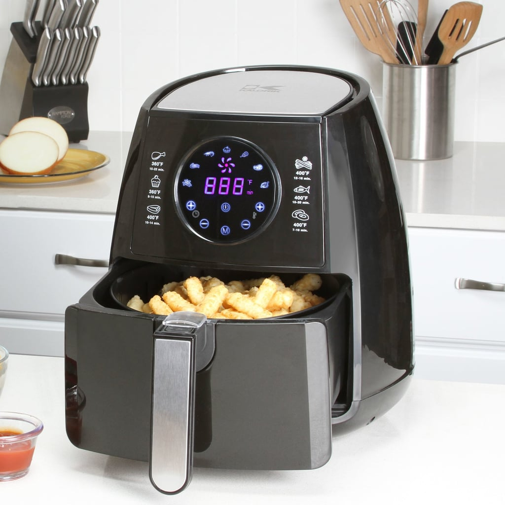 An Airfryer For Healthier Fries