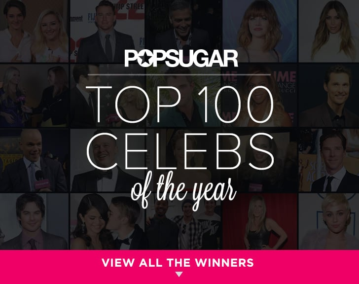 2014 POPSUGAR 100