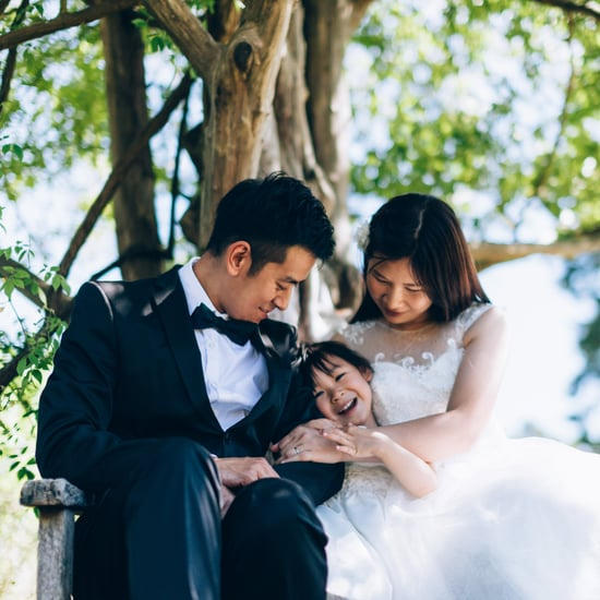 Why I Involved My Daughter in My Second Wedding