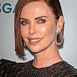 Charlize Theron's Ching Length Bob