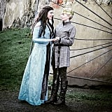 Margaery and Tommen From Game of Thrones