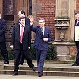 Prince Charles, 2002
