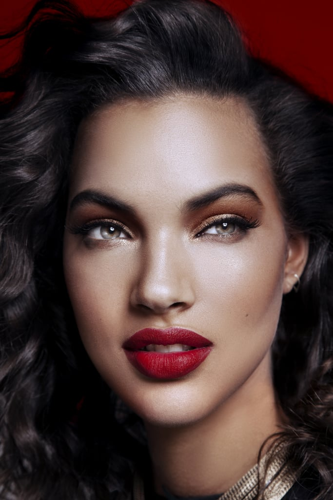 The Look: A Matte Red Lip