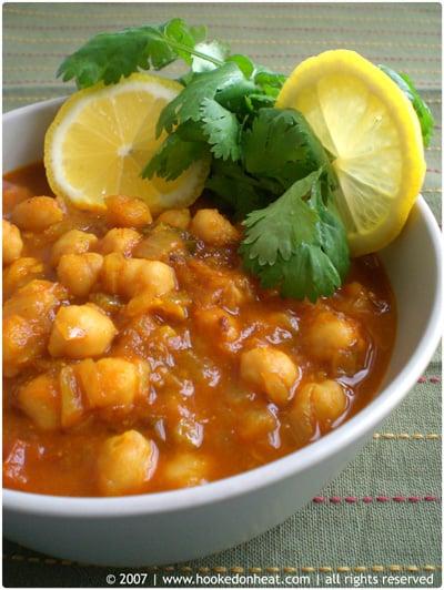 Yummy Link: Chana Masala