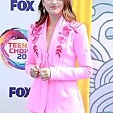 Annie LeBlanc at the 2019 Teen Choice Awards