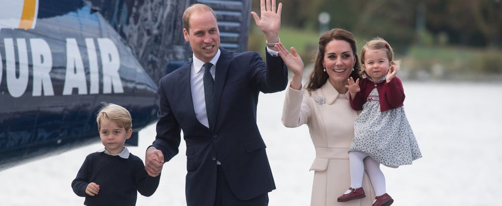 Prince George and Princess Charlotte Will Begin School in London This Fall