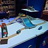Thomas Wooden Track Set