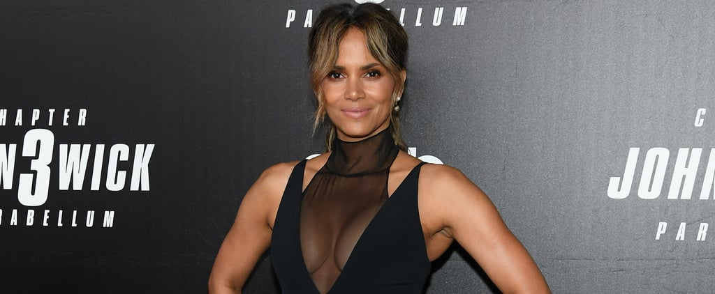 Halle Berry's 5-Move MMA-Inspired Cardio Workout
