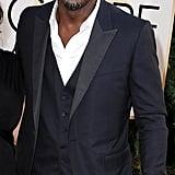 Where's Idris Elba's Bow Tie?