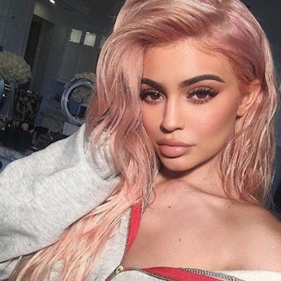 Kylie Jenner Makeup Selfies