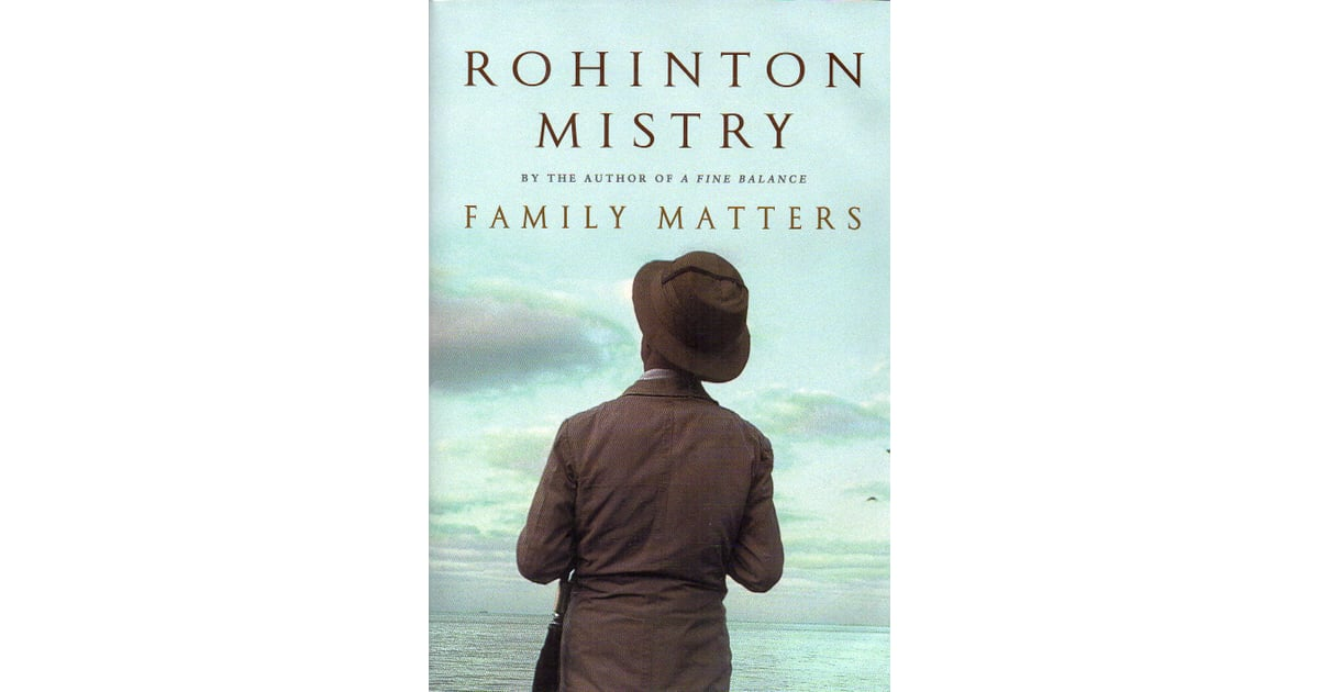 family matters rohinton mistry