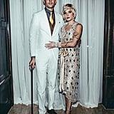G-Eazy as Jay Gatsby and Halsey as Daisy Buchanan