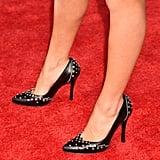 Selena Gomez Sexy Shoes