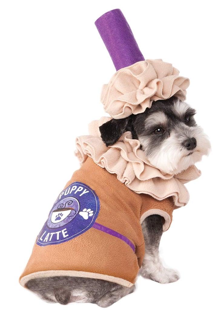 Latte Pet Costume