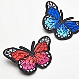 Butterfly Patch Clip Set ($14)