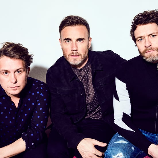 Take That Dubai Gig November 2017