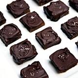 Vegan Chocolate Salted Caramels