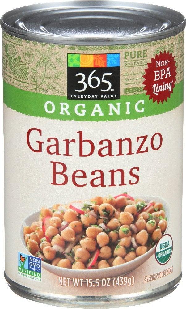Organic Garbanzo Beans