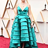 Florence Pugh at the Oscars 2020