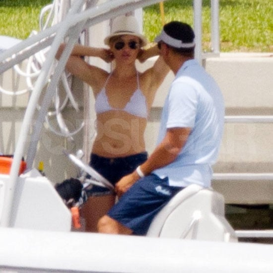 Cameron Diaz Has More Bikini Time on a Boat With Alex Rodriguez