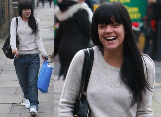 26/01/2009 Lily Allen